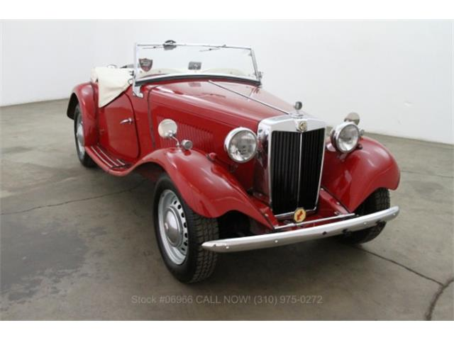 1952 MG TD | 856105