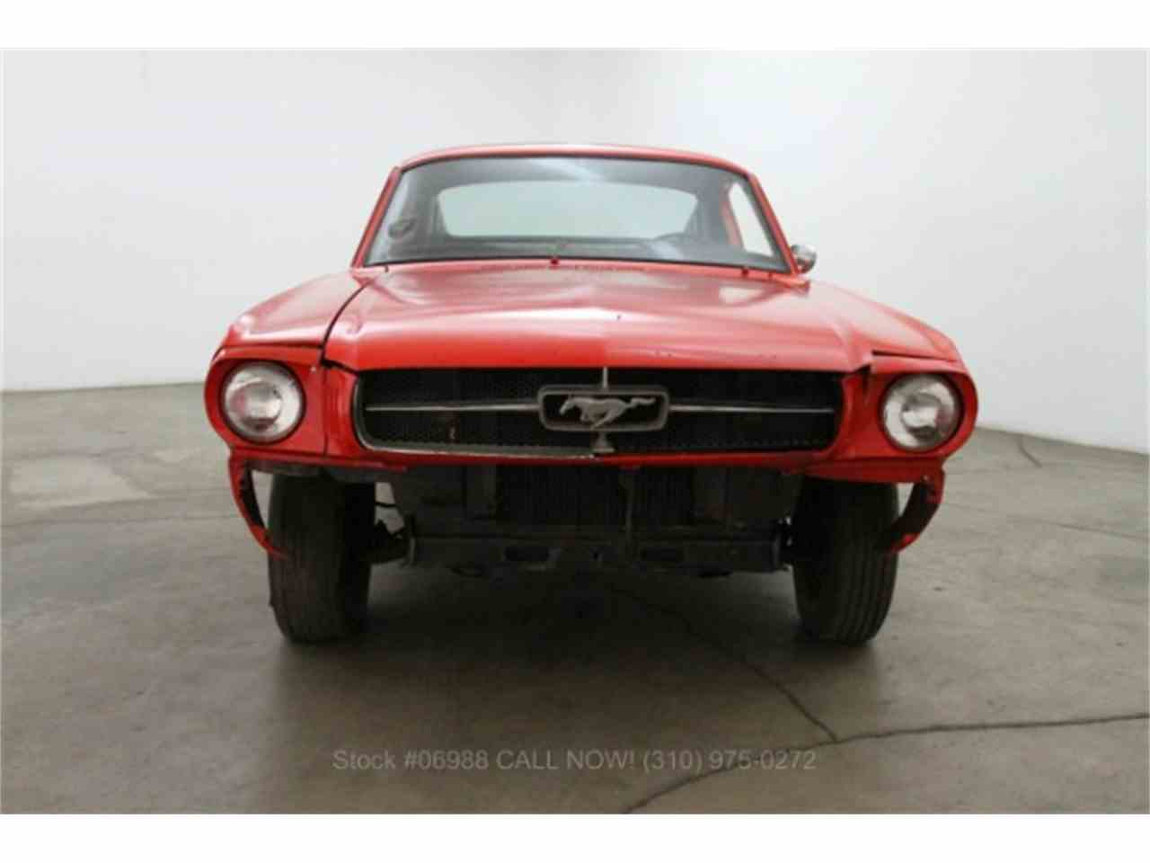 Large Picture of '65 Mustang - ICKS