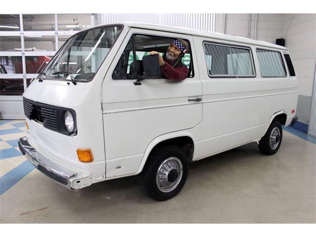 1981 Volkswagen Vanagon   856109