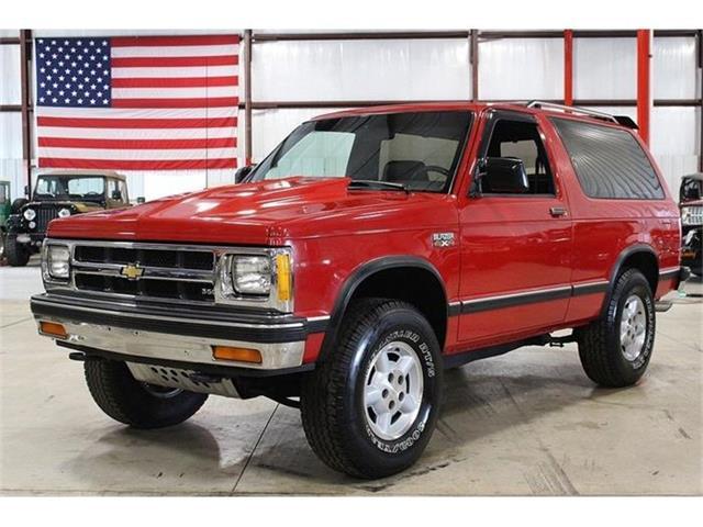 1987 Chevrolet Blazer | 856112