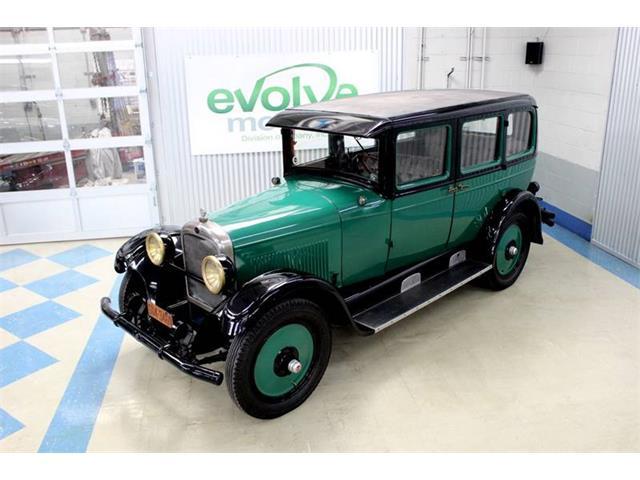 1927 Nash 240 | 856113
