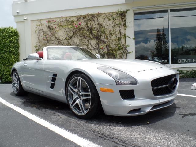 2012 Mercedes SLS AMG Convertible | 856120