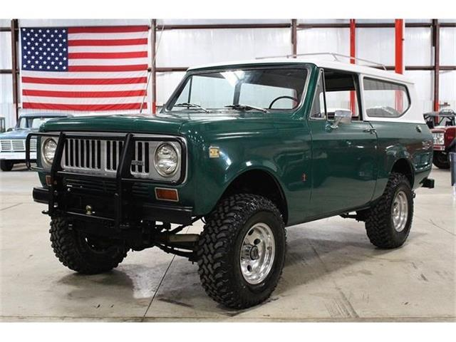 1972 International Scout | 856121