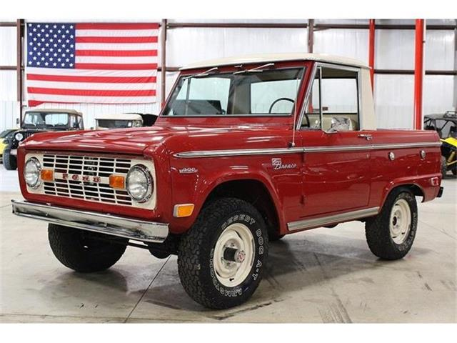 1969 Ford Bronco | 856123
