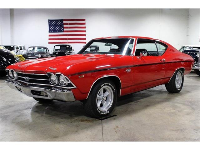 1969 Chevrolet Chevelle SS | 856134