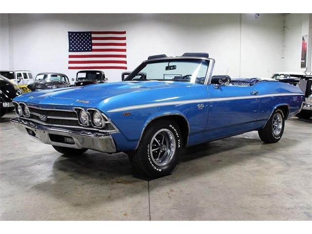 1969 Chevrolet Chevelle SS | 856135
