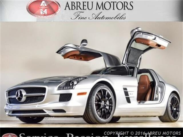 2012 Mercedes-Benz SLS AMGGullwing | 856136