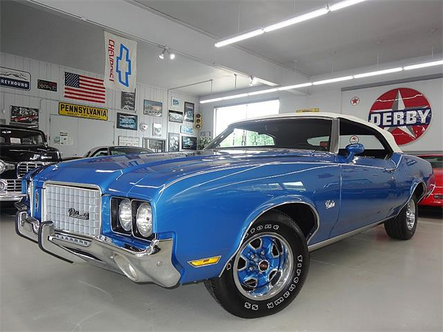 1972 Oldsmobile Cutlass | 856137