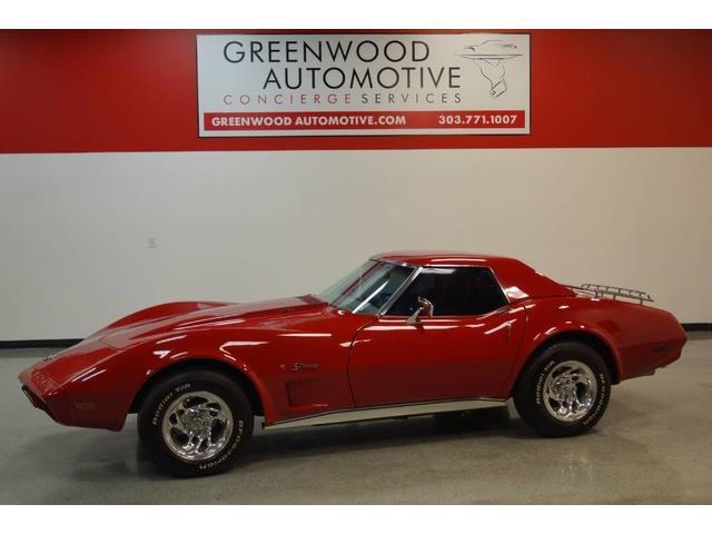 1974 Chevrolet Corvette | 856157
