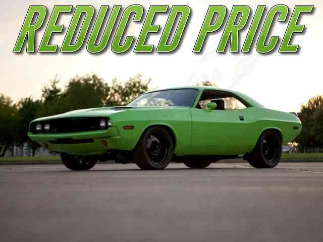 Picture of Classic '70 Dodge Challenger Offered by Classical Gas Enterprises - ICMC