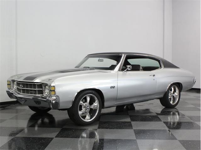 1971 Chevrolet Chevelle SS 454 Clone | 856170