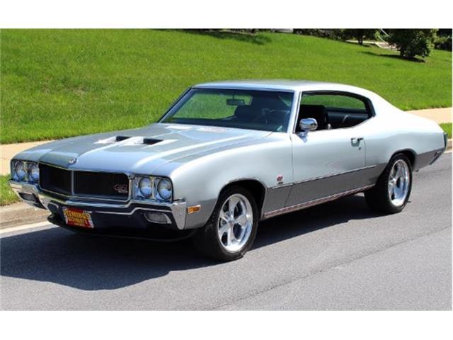 1970 Buick Gran Sport | 856180