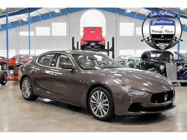 2015 Maserati Ghibli | 856187