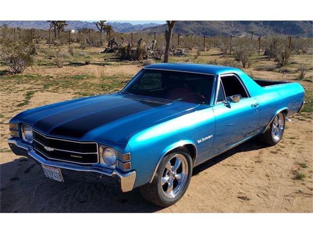 1971 Chevrolet El Camino | 856219