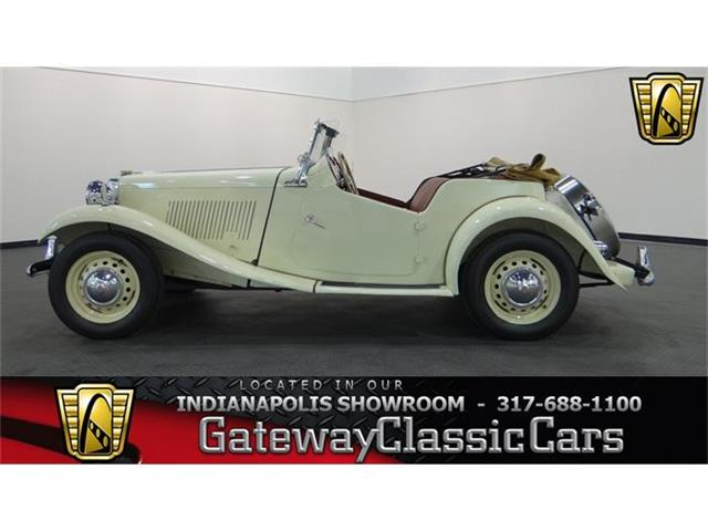 1953 MG TD | 856222