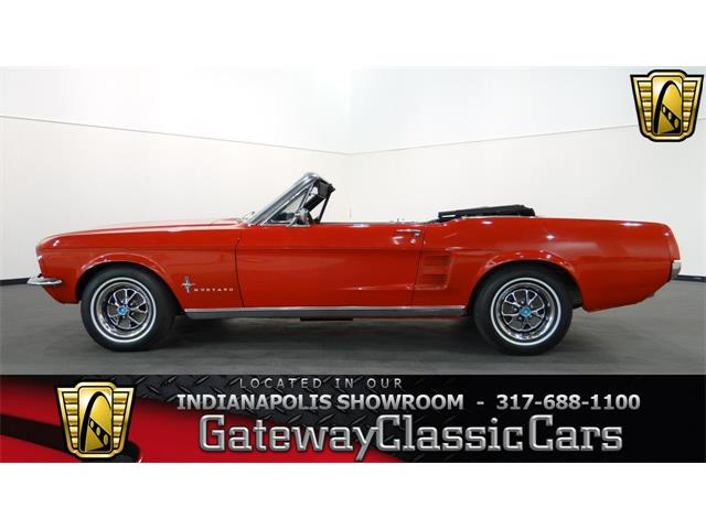 1967 Ford Mustang | 856223