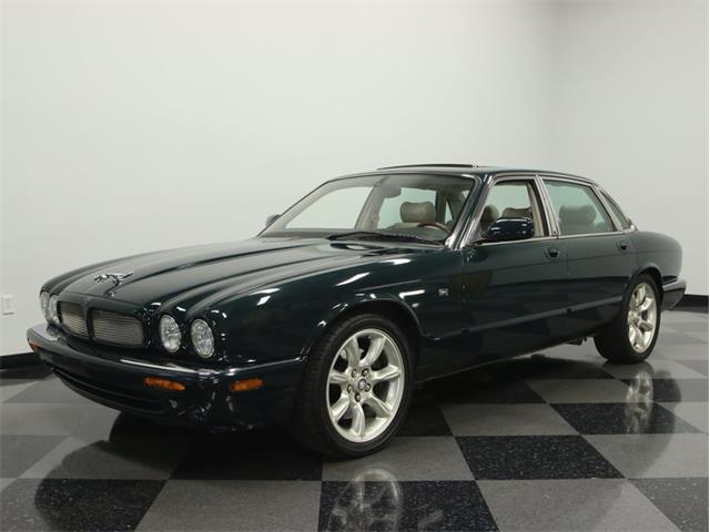 2001 Jaguar XJR | 856226
