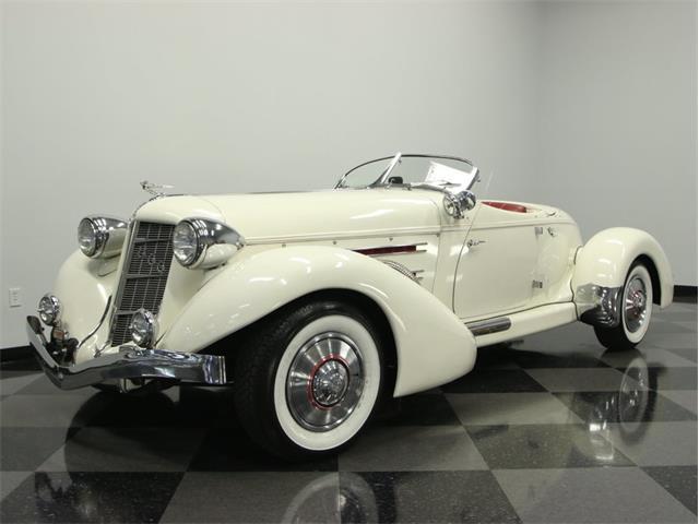 1935 Auburn Speedster Glenn Pray 866 Replica | 856233