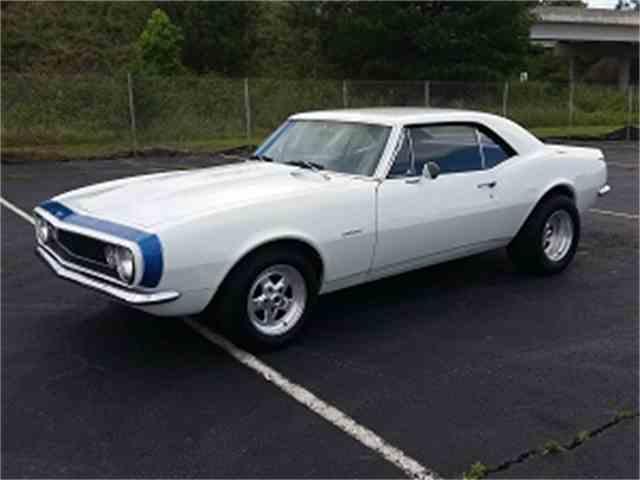 1967 Chevrolet Camaro | 856236