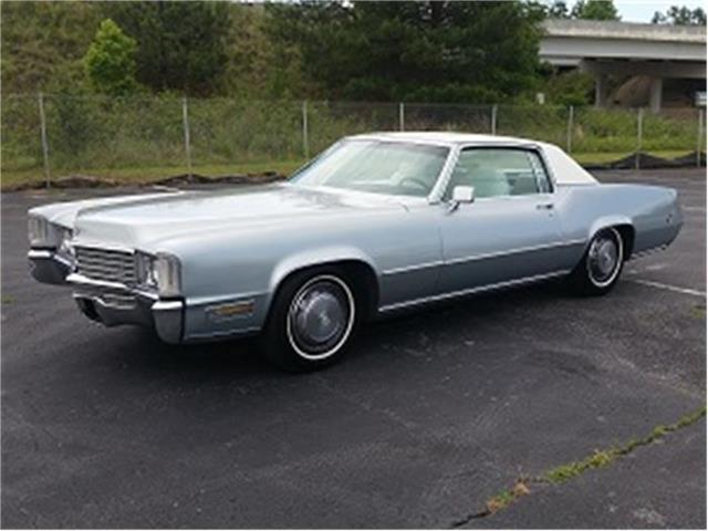 1970 Cadillac Eldorado | 856237