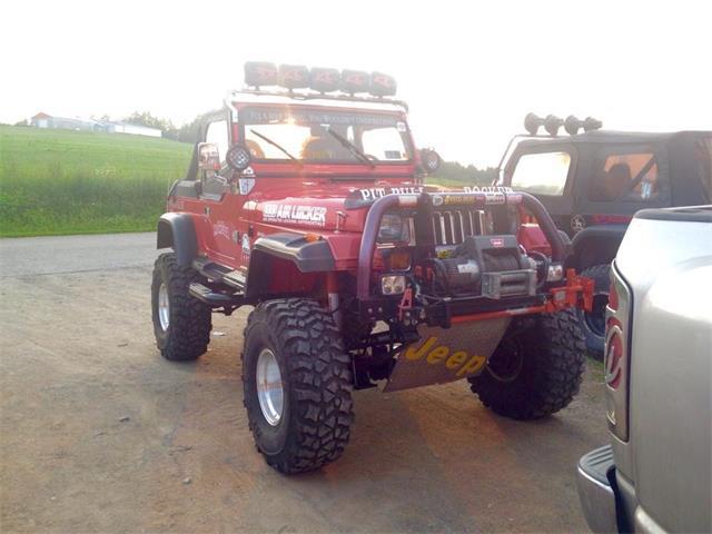 1991 Jeep Wrangler | 856239