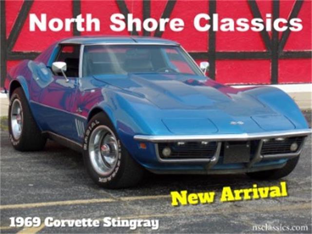 1969 Chevrolet Corvette | 856318