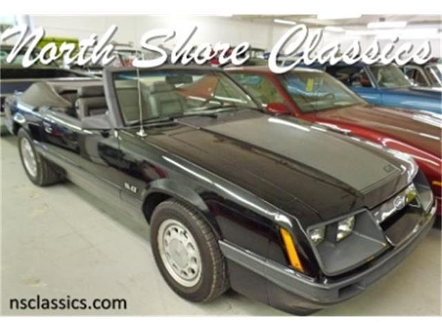 1986 Ford Mustang | 856337