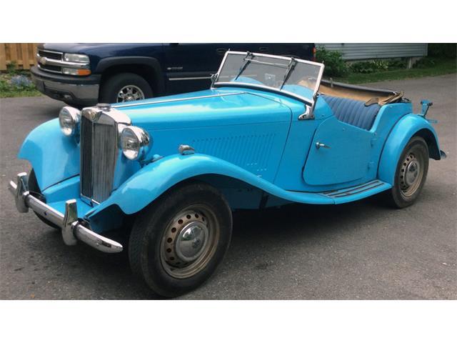 1950 MG TD | 856441