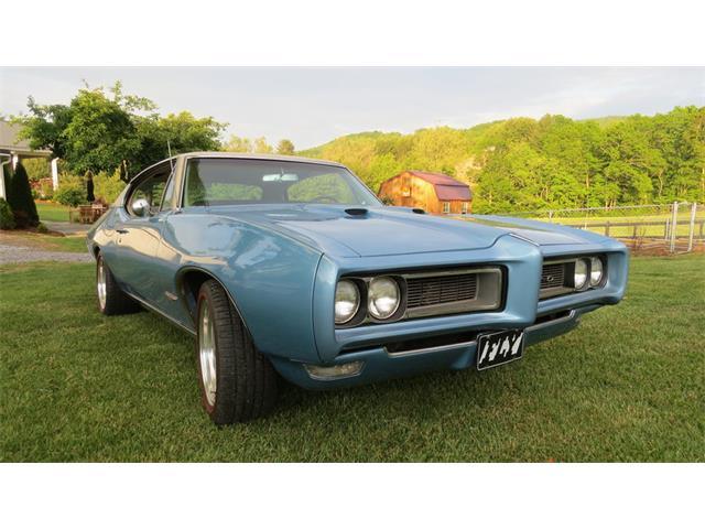 1968 Pontiac GTO | 856444