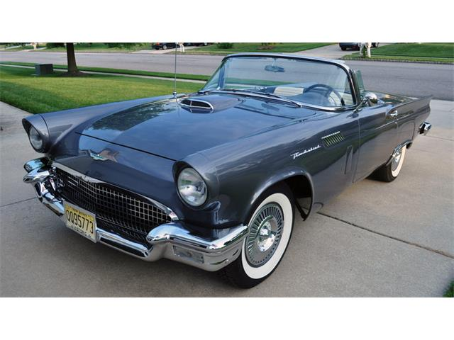 1957 Ford Thunderbird | 856448