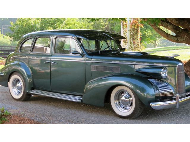 1939 Lasalle Custom | 856452