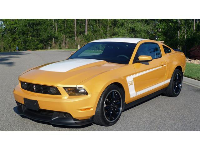 2012 Ford Mustang | 856457
