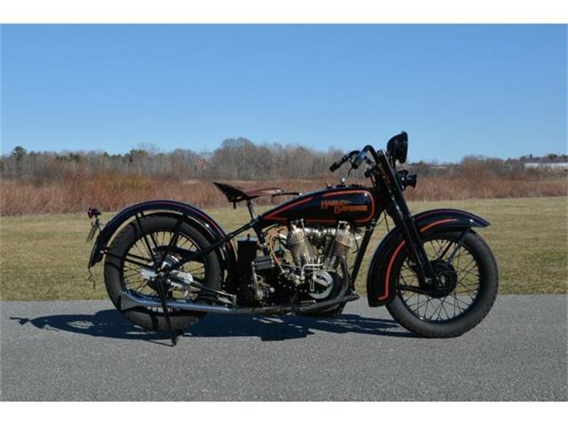 1928 Harley-Davidson JDXL | 856586
