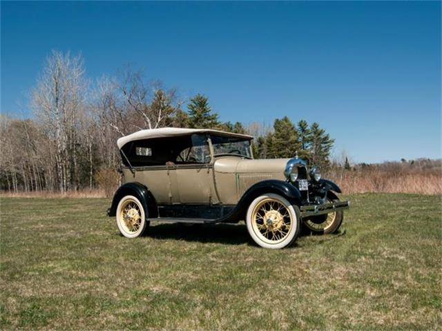1928 Ford Phaeton | 856662