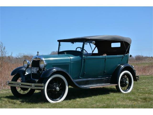 1928 Ford Phaeton | 856713