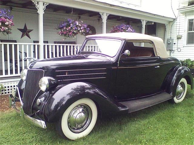 1936 Ford Cabriolet | 857046