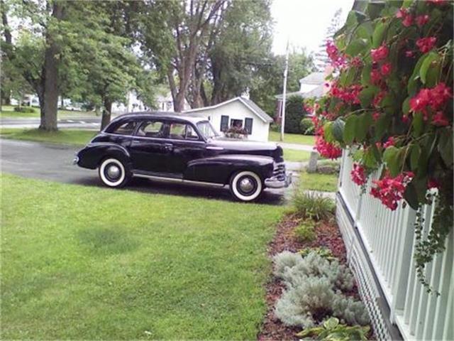 1948 Chevrolet Stylemaster | 857144