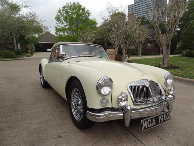1962 MG Mark II | 857145