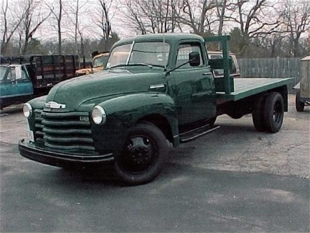 1948 Chevrolet 1 1/2 Ton Loadmaster | 857146