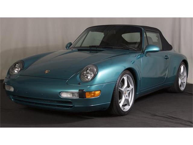 1998 Porsche 993 | 857155
