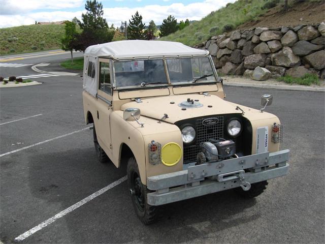 1962 Land Rover Series IIA | 857159