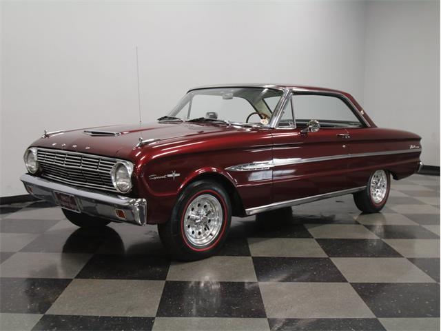 1963 Ford Falcon | 857167