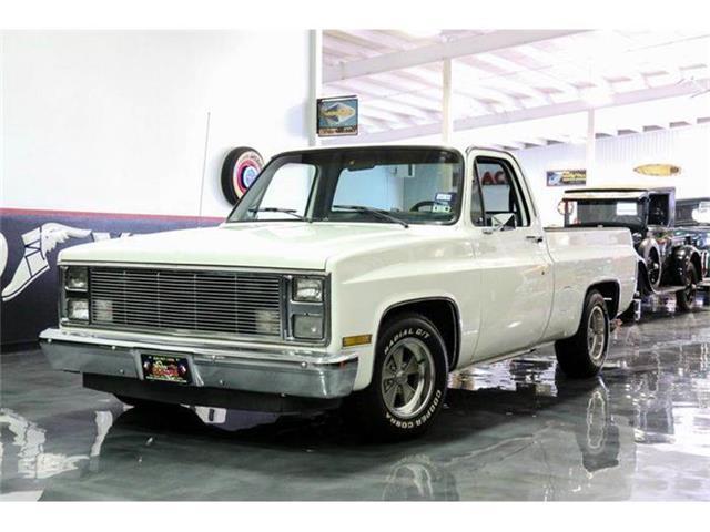 1986 Chevrolet C/K 10   857170
