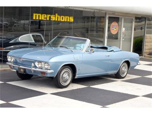 1965 Chevrolet Corvair | 857175
