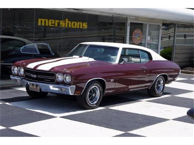 1970 Chevrolet Chevelle SS | 857176