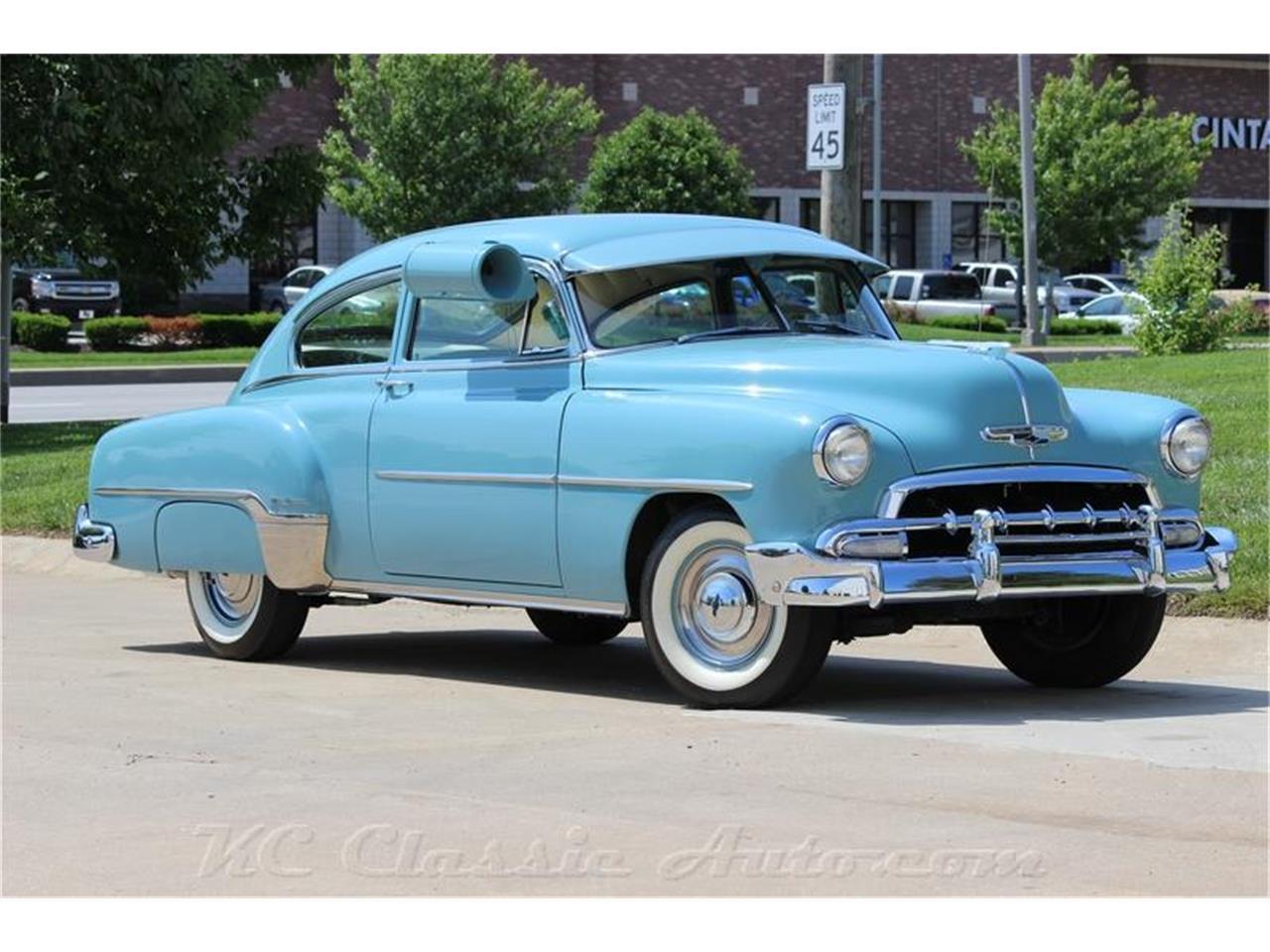 1952 Chevrolet Belaire Fleetline Deluxe Automatic, Air ...