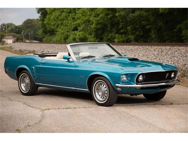 1969 Ford Mustang | 857197