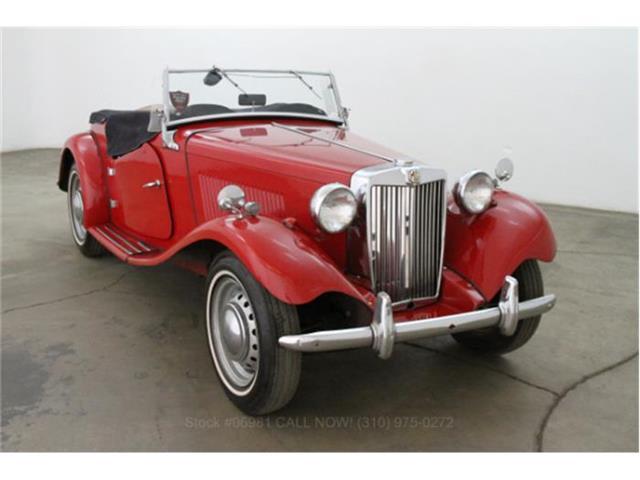 1951 MG TD | 857203