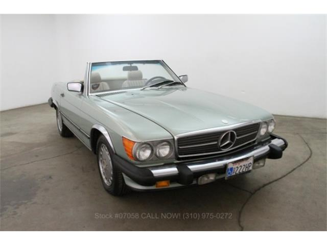 1987 Mercedes-Benz 560SL | 857204