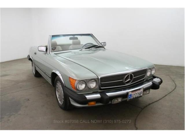 1987 Mercedes-Benz 560SL | 857204